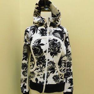 Lululemon stretch scuba hoodie size 12